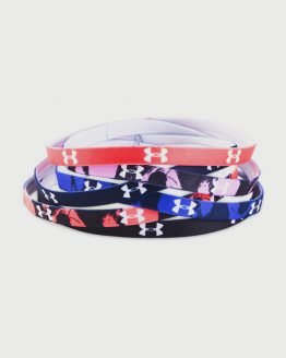 Čelenka Under Armour Mini Graphic HB (6Pk) Barevná
