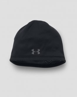 Čepice Under Armour Coldgear Men's Elements 2.0 Beanie Černá