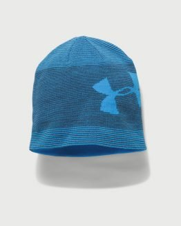 Čepice Under Armour Men's Billboard Beanie 2.0 Modrá
