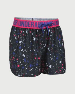 Šortky Under Armour Printed Play Up Short Barevná