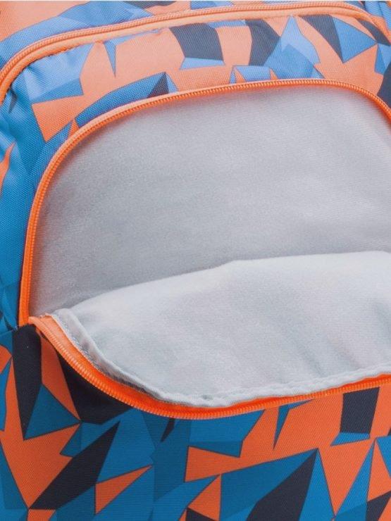 Batoh Under Armour Boys Scrimmage Backpack Modrá