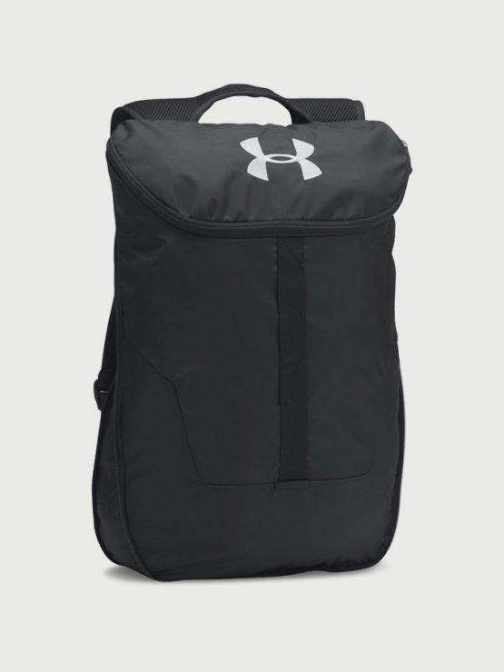Batoh Under Armour Expandable Sackpack Černá