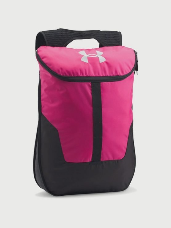 Batoh Under Armour Expandable Sackpack Růžová