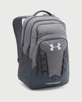 Batoh Under Armour Recruit Backpack Šedá