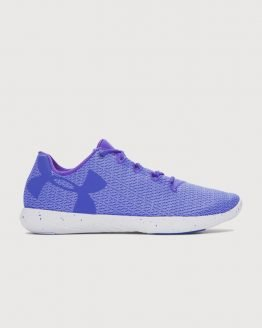 Boty Under Armour W Street Prec Low Speckle Fialová