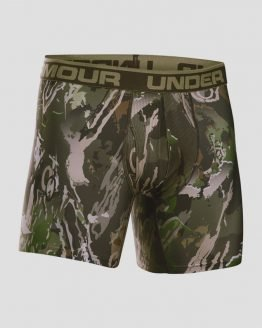 Boxerky Under Armour Camo BoxerJock 2.0 Zelená