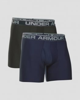 Boxerky Under Armour O Series 6'' Boxerjock 2 Pk Barevná