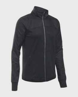 Bunda Under Armour No Breaks CGI Run Jacket Černá