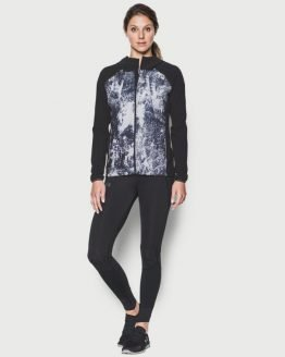 Bunda Under Armour Outrun The Storm Printed Jkt Barevná