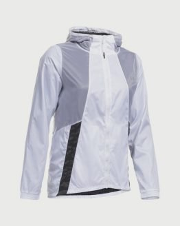 Bunda Under Armour Run True Jacket Bílá