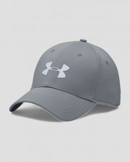 Kšiltovka Under Armour Heatgear Headline Stretch Fit Cap Šedá