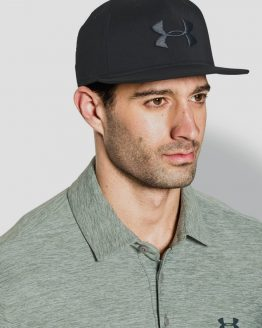 Kšiltovka Under Armour Heatgear Men's Elevate 2.0 Cap Černá