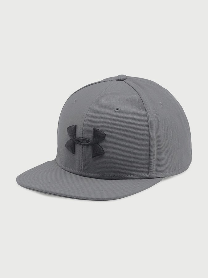 Kšiltovka Under Armour Men s Huddle Snapback Šedá d457045471