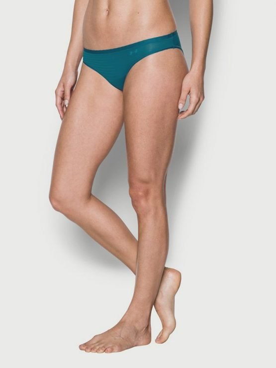 Kalhotky Under Armour Sheers Bikini Novelty Modrá