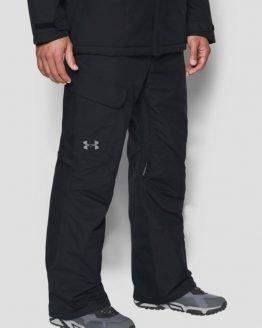 Kalhoty Under Armour Coldgear $160 Insulated Pant Černá