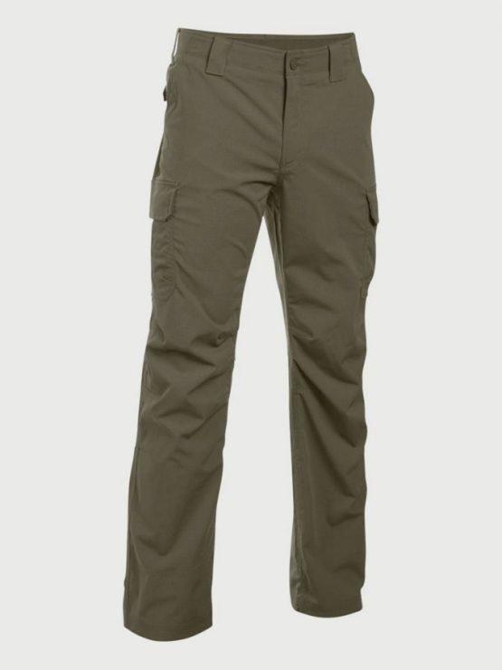 Kalhoty Under Armour TAC Patrol Pant II Hnědá