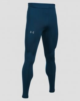 Kompresní legíny Under Armour NoBreaks HeatGear Tight Modrá