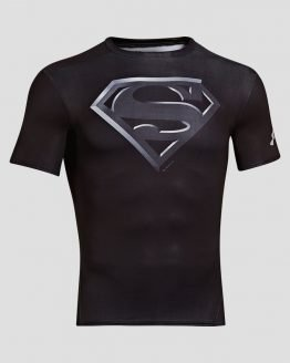Kompresní tričko Under Armour Alter Ego Comp SS Černá