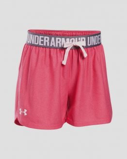 Kraťasy Under Armour Play Up Short Růžová
