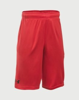 Kraťasy Under Armour Tech Block Short Červená