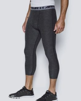 Legíny Under Armour Heatgear Twist 3/4 Legging Černá