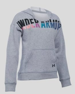 Mikina Under Armour Coldgear Favorite Fleece Hoody Šedá