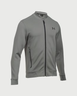 Mikina Under Armour Elevated Bomber Šedá
