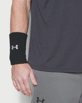 Potítka Under Armour 6'' Performance Wristband Černá