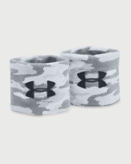 Potítka Under Armour Jacquard Wristbands Bílá