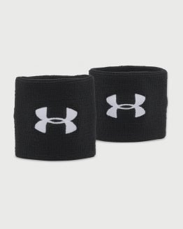 Potítka Under Armour Performance Wristbands Černá