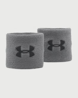 Potítka Under Armour Performance Wristbands Šedá