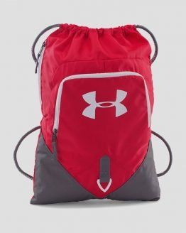 Sáček Under Armour Undeniable Sackpack Červená