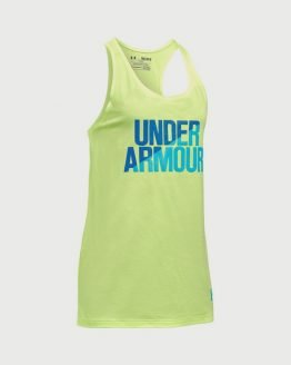 Tílko Under Armour Tank Žlutá