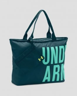 Taška Under Armour Big Word Mark Tote Zelená