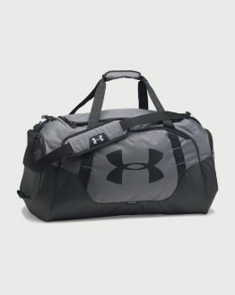 Taška Under Armour Undeniable Duffle 3.0 MD Šedá