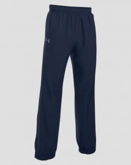 Tepláky Under Armour Heatgear Powerhouse Cuffed Pant Modrá