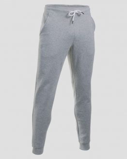 Tepláky Under Armour Storm Rival Cotton Jogger Šedá