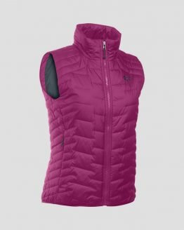 Vesta Under Armour Coldgear Feature Insulated Vest Růžová
